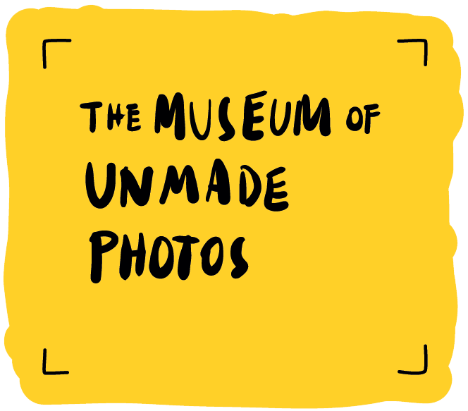 The Museum of Unmade Photos #1 logo